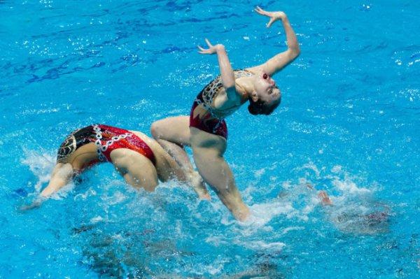 В Санкт-Петербурге завершился Кубок Европы по синхронному плаванию