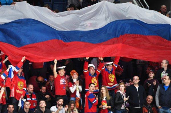 Россия - Чехия. Онлайн-трансляция матча ЧМ по хоккею
