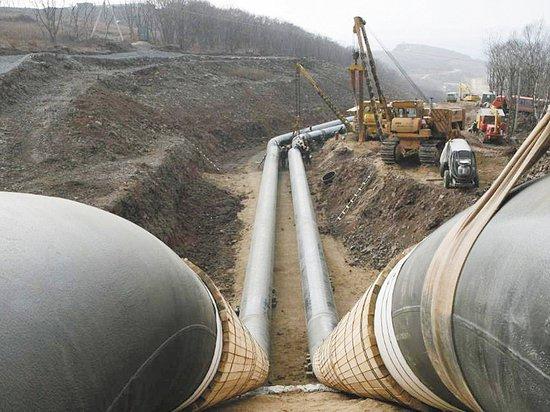 Диверсия на нефтепроводе