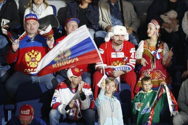 Сборная России победила Латвию на ЧМ по хоккею