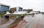 В Татарстане заложили новый завод по производству самолетов сельхозназначения