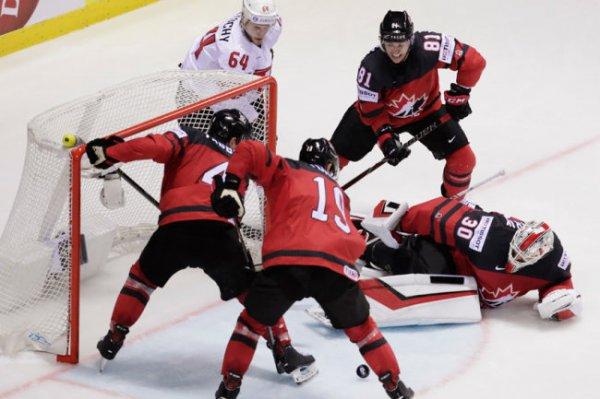 Канада - Чехия - онлайн-трансляция матча 1/2 финала ЧМ по хоккею