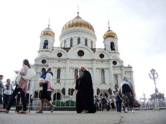 В РПЦ назвали регионы с дефицитом православных храмов