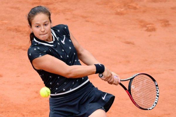 Касаткина с уверенной победы стартовала на Открытом чемпионате Франции
