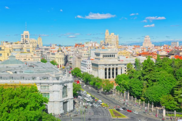 Номера в отелях Мадрида резко подорожали из-за финала Лиги чемпионов