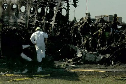 Пассажирка SSJ-100 рассказала о произошедшем в самолете