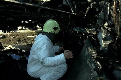Опубликована полная хронология авиакатастрофы в Шереметьево