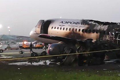 Названо число погибших при исполнении обязанностей в катастрофе SSJ-100
