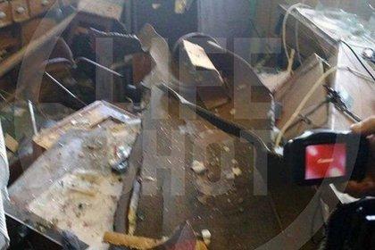 Студенты пострадали от взрыва баллона с углекислотой в московском вузе