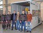 На заводе «ОДК-УМПО» введена в строй роботизированная установка
