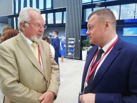 Губернатор Тамбовской области Александр Никитин: «Будем производить хамон»