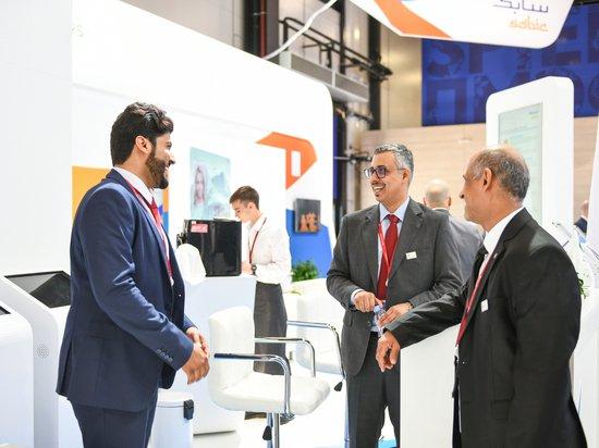 Крупнейшие саудовские компании стали генеральными партнерами ПМЭФ