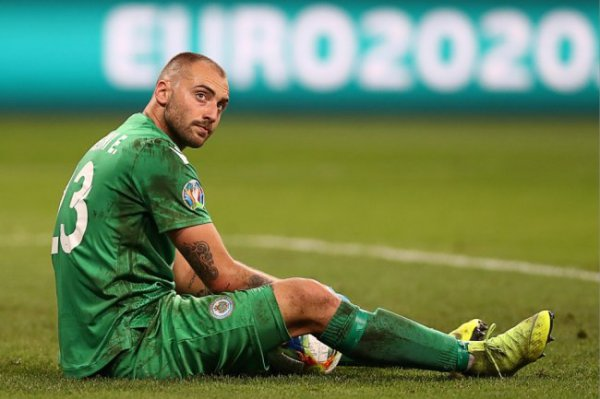Вратарь Сан-Марино поблагодарил российских болельщиков за поддержку