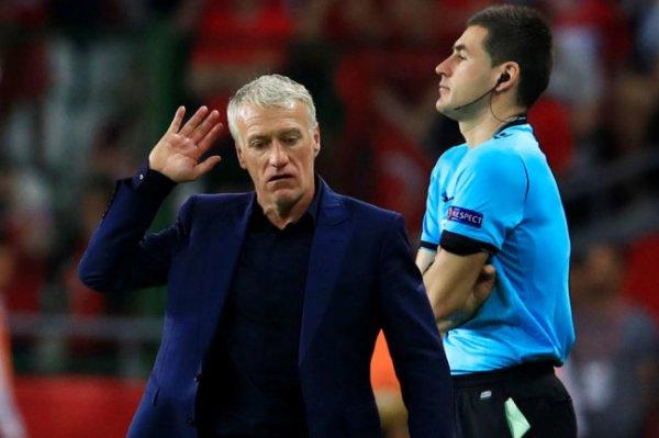 Франция сенсационно проиграла Турции в отборе на Евро-2020