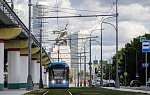 Беспилотный пассажирский трамвай Усть-Катавского вагоностроительного завода