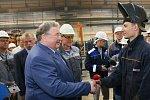В Саранске возобновили производство вагонов