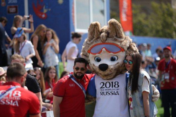 Исполняется год со старта ЧМ по футболу в России