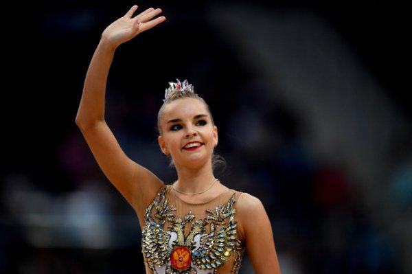 Гимнастка Дина Аверина стала абсолютной чемпионкой в Минске