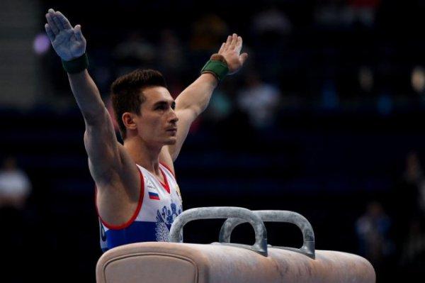 Гимнасты Мельникова и Белявский выиграли золото Европейских игр в многоборье