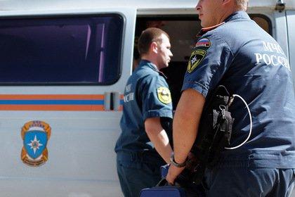 Россияне забрали пациента из больницы и устроили стрельбу