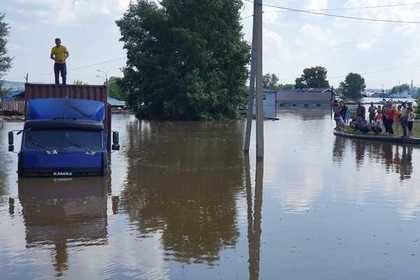 Число жертв наводнения в Иркутской области увеличилось