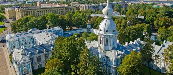 Командировка в Санкт-Петербург - чем заняться в свободное время?