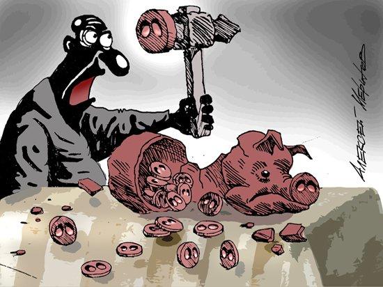 Как бедность стала чисто российской аномалией