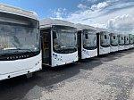 В Чебоксарах на смену маршруткам пришли большие автобусы