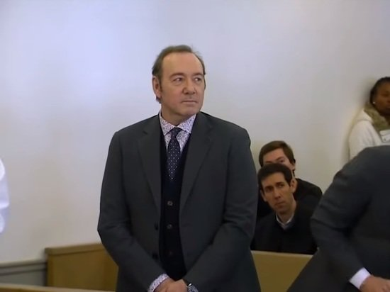 Прокуратура США прекратила дело против Кевина Спейси