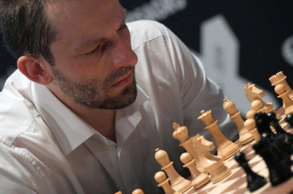 Александр Грищук вышел в полуфинал этапа Гран-при ФИДЕ