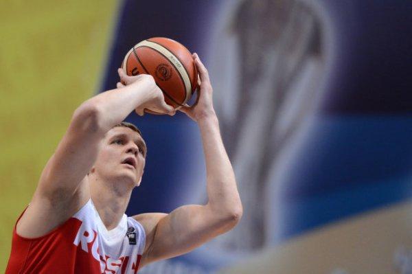 Мозгов не поможет сборной России по баскетболу на Кубке мира-2019