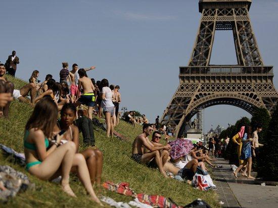 Аномальная жара в Европе грозит Нотр-Даму обрушением