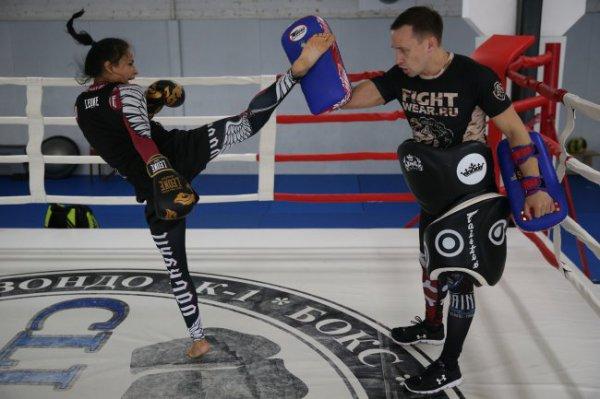 Почему тайский бокс вошел в моду у москвичек