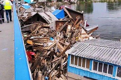 Увеличилось число погибших во время наводнения в Иркутской области