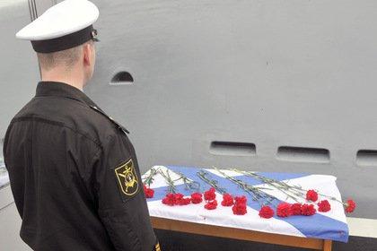 Опубликованы имена всех погибших на «Лошарике» подводников