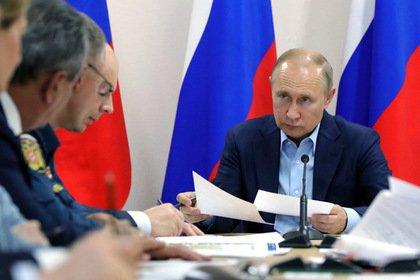 Раскрыт план Путина по ликвидации наводнения