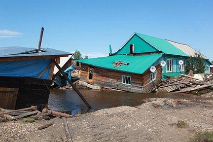 Названа сумма ущерба от наводнения в Иркутской области