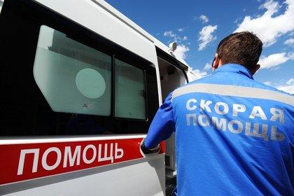 Отдыхающих обстреляли на российском пляже