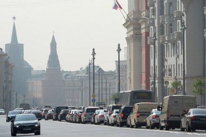 Названы самые загазованные города России