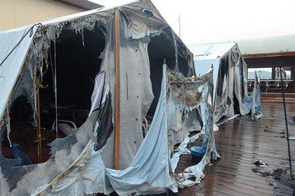 Увеличилось число погибших детей при пожаре в лагере под Хабаровском