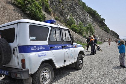 Геологи на вездеходе упали в ущелье на Камчатке и погибли
