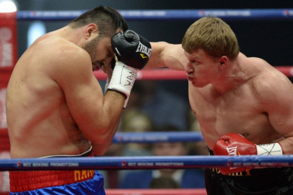 Поветкин сразится с Хьюи Фьюри за титулы чемпиона мира WBA, WBO и IBF
