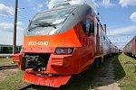 В Саратовский регион Приволжской железной дороги поступили четыре электропоезда серии ЭП3Д.