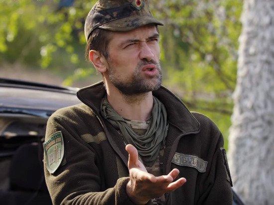 Воевавший за Украину актер Пашинин обнищал и захотел в Россию
