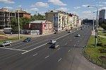 Омская область одна из первых стала применять инновационный асфальт в рамках нацпроекта