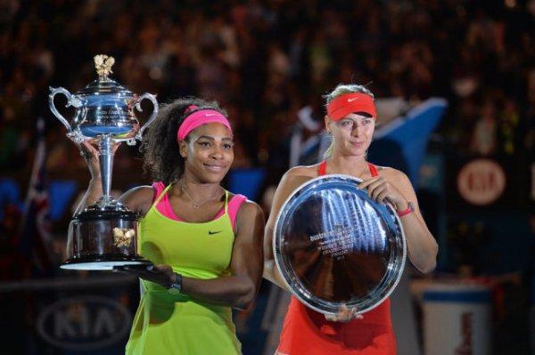 Мария Шарапова и Серена Уильямс встретятся в первом раунде US Open
