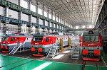 На новом сенсорном тренажере можно смоделировать работу любого локомотива