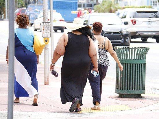 Минздрав назвал регионы России, где больше всего болеют ожирением