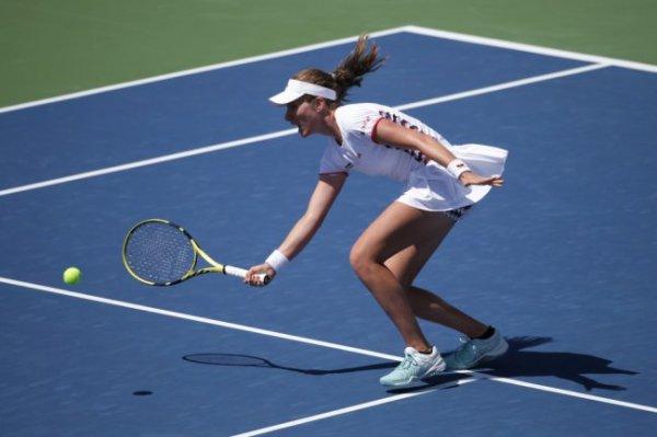 Российская теннисистка Касаткина завершила выступление на US Open
