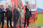 На Сахалине открыли железную дорогу после реконструкции